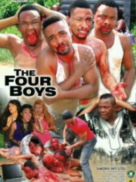The Four Boys – Nigerian Nollywood Movies