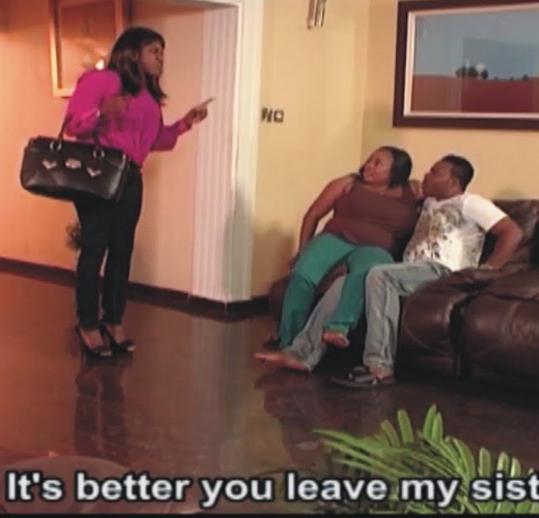 Labalaba – 2013 Nollywood Movie