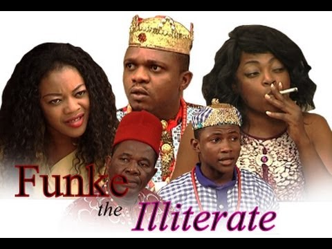 Funke The Illiterate – Nollywood Movie