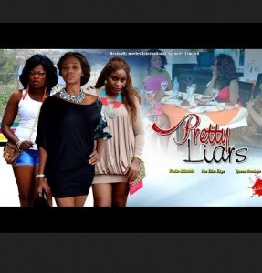 Pretty Liars nigerian movie 2014
