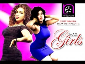 Mad Girls - Ghallywood Movie 2014