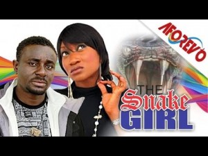 The Snake Girl - Nigerian Movie 2014