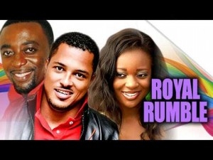 Royal Rumble - Nollywood Ghallywood Movie