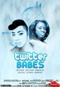 Twitter Babes - Nigerian Nollywood Movies 2014
