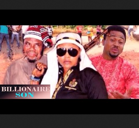 Billionaire Son – 2014 Nigerian Movie