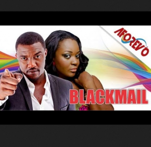 Blackmail - 2014 Nigerian Nollywood Ghanaian Ghallywood Movie