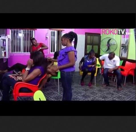 Lagos Housewives – 2014 Nigerian Movie