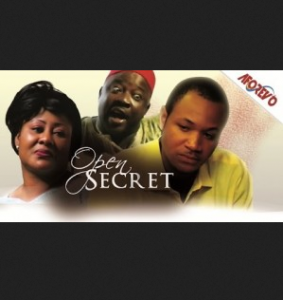 Open Secret - Nigeria Nollywood Ghanaian Ghallywood movie 2014