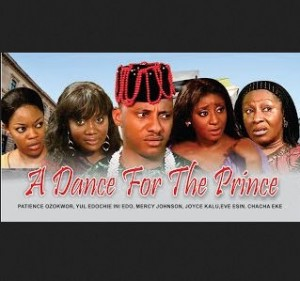 A Dance for the Prince - Nigerian Nollywood Movie
