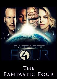 The Fantastic Four - Official Trailer