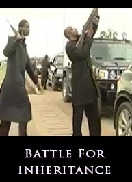 Battle For Inheritance 1 Latest 2015 - Nigerian Nollywood Movie